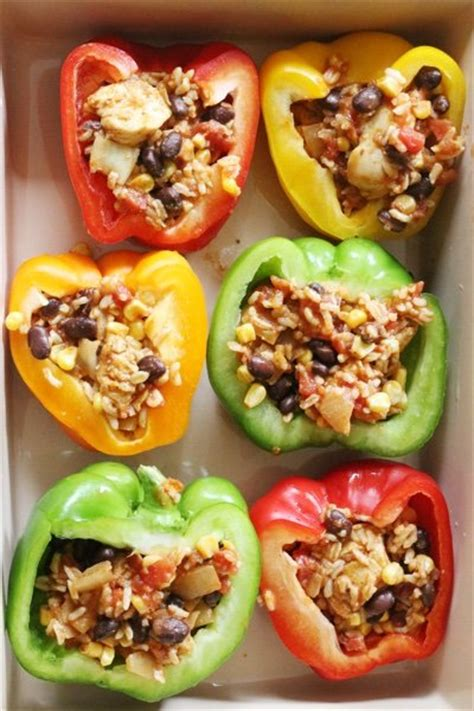 can you juice hot peppers healthy stuffed peppers recipe