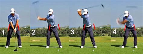 gary woodland swing gary woodland s pelvic motion capture images from his