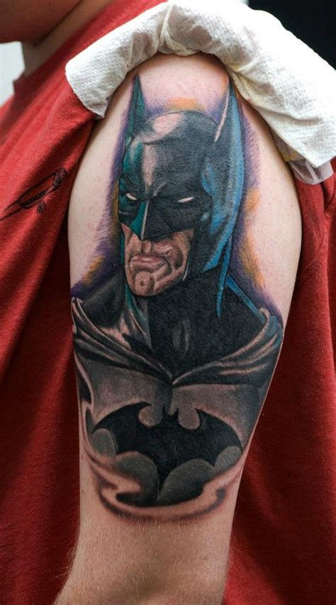 batman tattoo deviantart batman tattoo by richcore on deviantart