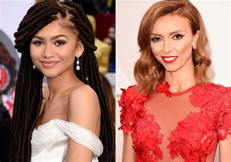 jillian rancic and oscar comment giuliana rancic issues public video apology to zendaya