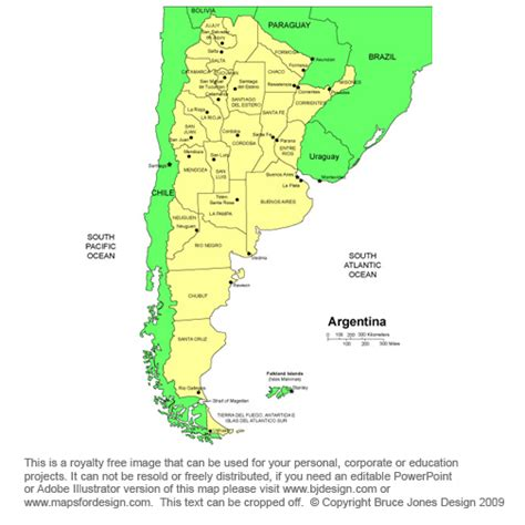 south america map argentina earxagangnad map of american