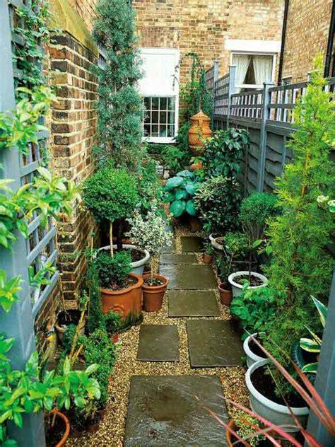 18 beautifully creative landscaping ideas for narrow