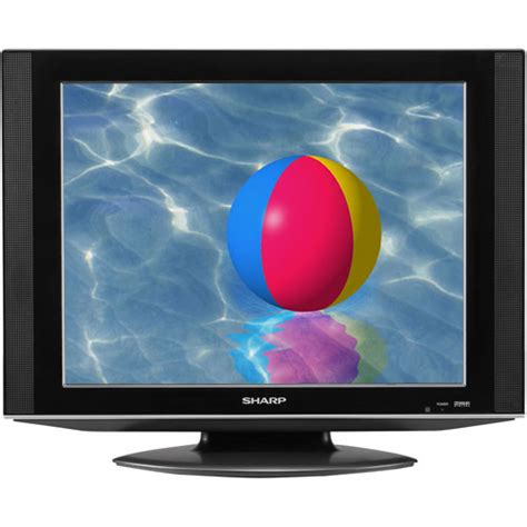 Tv Sharp Lc 40le185i sharp lc 20sh7u 20 quot lcd tv lc20sh7u b h photo