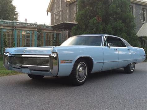 1973 Chrysler Imperial by 1973 Imperial 4 Door Hardtop For Sale Chrysler Imperial