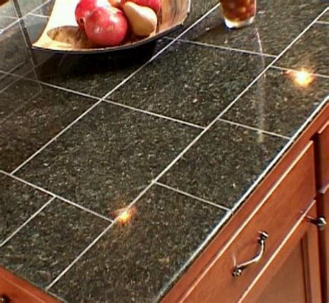 tile bar top ideas granite tile countertop tile countertops pinterest