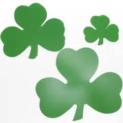 Shamrock Decorating by St S Day Icons Cliparts Co