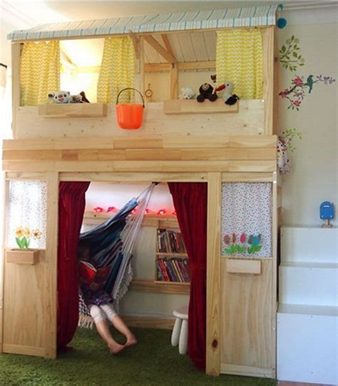 Ikea Child Bunk Bed 20 Awesome Ikea Hacks For Beds Hative