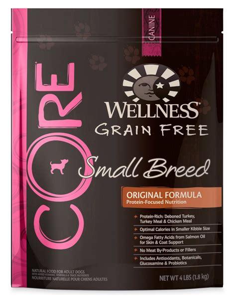 wellness food small breed wellness grain free food small breed