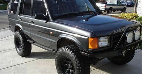 land rover discovery modified 1999 land rover discovery ii modified off road land
