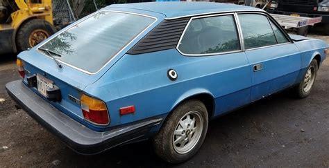 high performance estate 1979 lancia hpe 2000