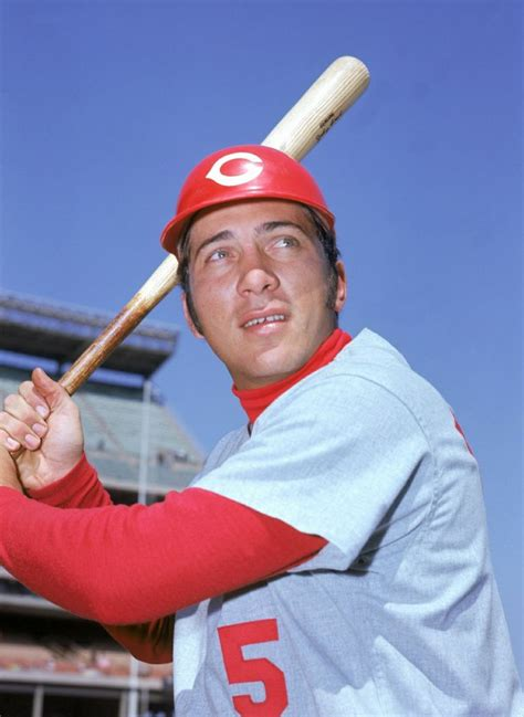 cincinnati reds johnny bench johnny bench quotes quotesgram
