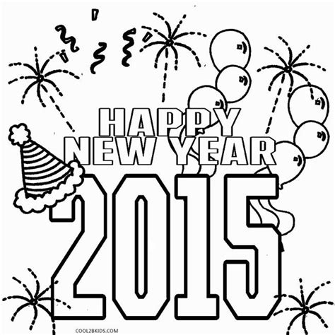 new year color for 2015 89 coloring pages for new years 2015 2015 new year