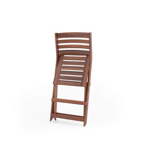 Applaro Folding Chair by Free 3d Models Applaro Outdoor Furniture Series