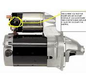 Toyota Corolla Starter Relay Submited Images