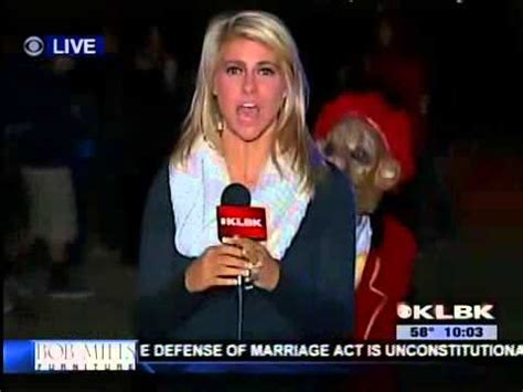nikki dee lubbock meteorologist nikki dee ray 1st haunted house youtube