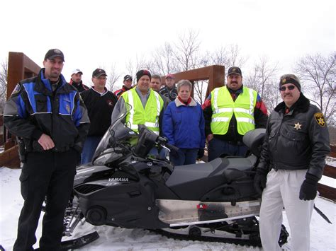 can wardens trespass green lake co association of snowmobile clubs