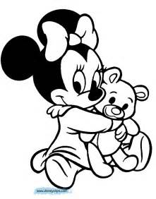 baby minnie mouse coloring pages baby mini mouse coloring pages coloring home