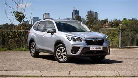 The 2019 Subaru Forester by Subaru Forester 2 5i 2019 Review Carsguide