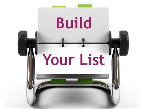how to build a list of thousands of paying clients in 90