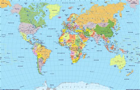 world cities map test 세계지도보기 세계지도다운받기 네이버 블로그