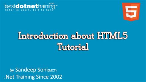 html5 tutorial youtube html5 tutorials 1 introduction youtube