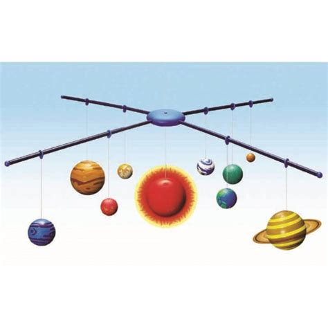 3d Solar System Kit 3d solar system model kit mr toys toyworld
