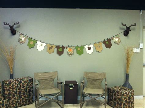 Baby Shower Camo Ideas by Camouflage Baby Shower My
