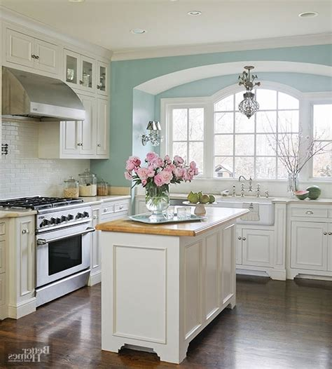 Best Paint Colors For Kitchen With White Cabinets Paint Colors For Kitchens With White Cabinets