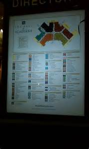 Map Of Mall Of Louisiana by Louisiana And Texas Southern Malls And Retail The Mall Of
