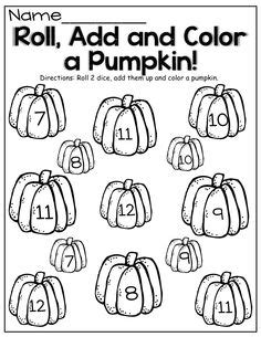 pumpkin color words for fall kinderland collaborative fall pictionary words list for kids google search fall