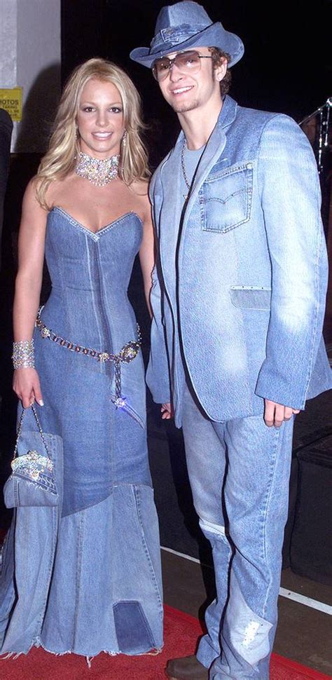 justin timberlake and britney spears britney spears justin timberlake s denim date happened