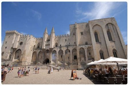 sede papale guida su avignone informazioni su avignone da visitare