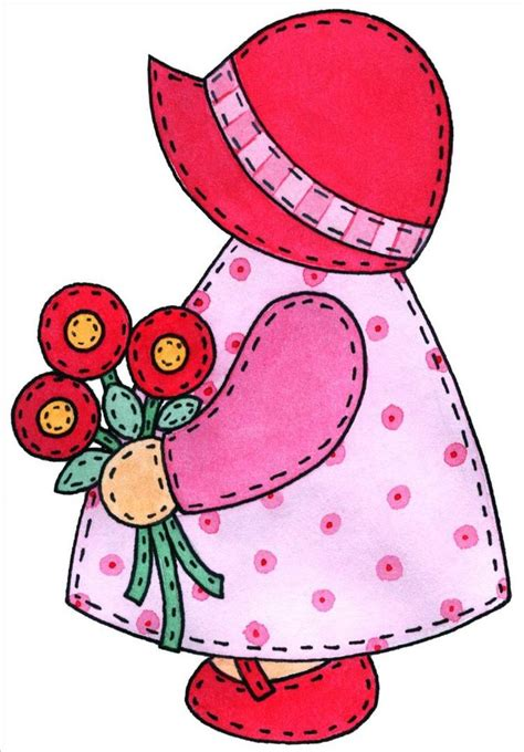 sunbonnet sue applique 1284 best sunbonnet images on embroidery