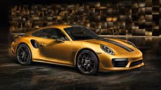 Porsche 911 Turbo S Price 2018 Porsche 911 Turbo S Exclusive Series Price Design