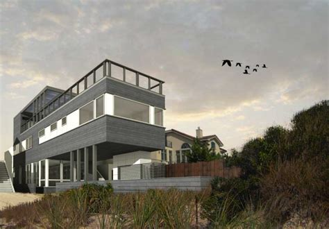 Long Island House New York Beach Property E Architect