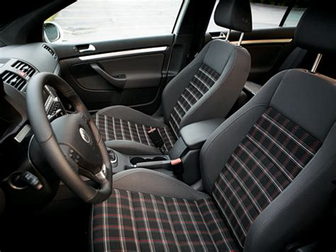 2007 Gti Interior by 2007 Volkswagen Gti 2007 Automobile Of The Year