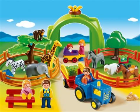 Playmobil 1 2 3 Large Farm playmobil 1 2 3 large farm giveaway the stuff guide