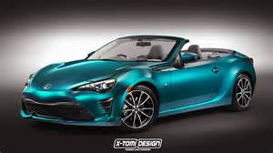 Convertible Toyota Image Gallery Toyota Convertible 2016