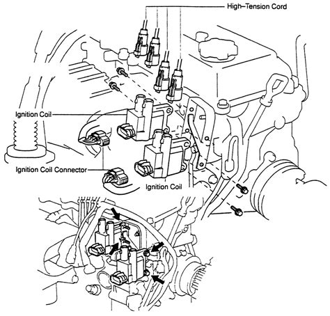 ignition coil wiring diagram for 1997 camry ignition get
