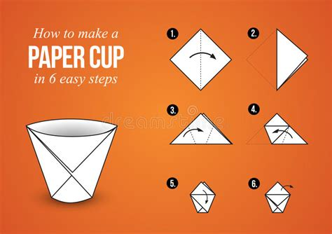 paper cup origami paper cup origami make your own cup stock