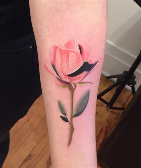 pink roses tattoo meaning 99 sensational flower tattoos page 2 of 14 tattoomagz