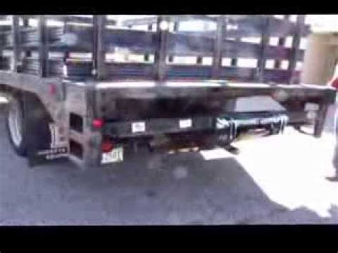 chevy truck bed for sale 2001 chevy stake bed truck for sale 11 495 youtube