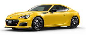 Subaru Brz Brembo Subaru Brz Ts Sti Launched In Japan Tweaked Suspension