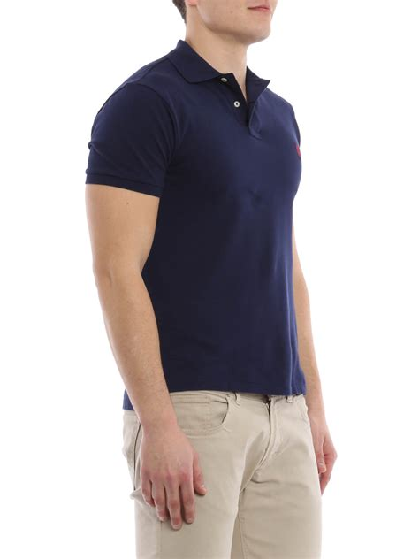 Polo Shirtkaos Kerahkaos Polo Ralph Laurent cotton pique polo shirt by polo ralph polo shirts ikrix