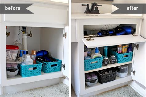 add a shelf to a cabinet adding shelves in bathroom cabinets gray house studio