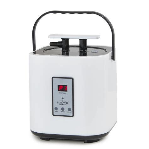 Steambath Detox Opiates by 2l Portable Home Steam Sauna Spa Slimming Detox