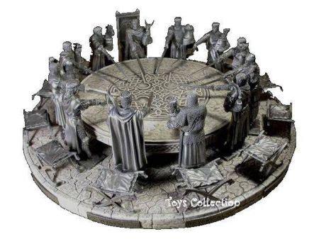 les 12 principaux chevaliers de la table ronde les chevaliers de la table ronde historique etains du
