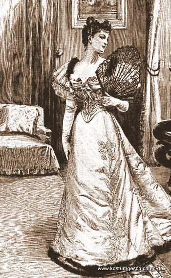 Brautkleider Jugendstil by Jahrhundertwende Bzw Jugendstil Infos Zur Kleidung Der