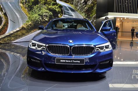 Bmw 1er Mediterran Blau by New Photos Of The 2017 Bmw 530d Touring With M Sport Package