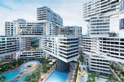 Buro Ole Scheeren Singapore by Social Cool The Interlace New European Economy